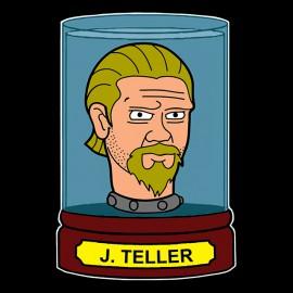 Jax Teller's Head In Jar - Futurama / Sons Of Anarchy Mashup