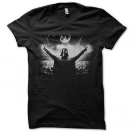 tee shirt dark vador dj noir