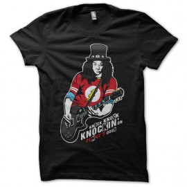 tee shirt knock knock knocking on penny's door noir