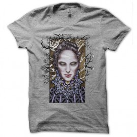 tee shirt penny dreadful gris