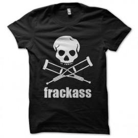 tee shirt frackass noir