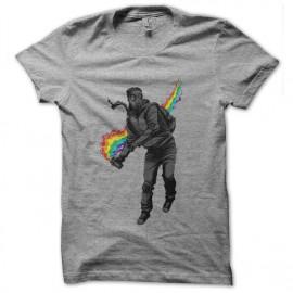 tee shirt design art work gris
