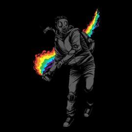 tee shirt design art work noir