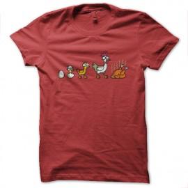 chicken evolutio red