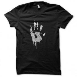 tee shirt la main de saruman noir