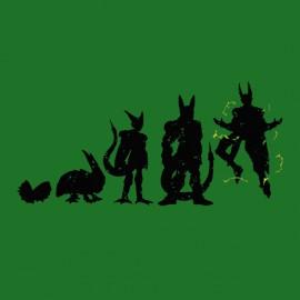 tee shirt evolution cell vert