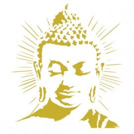 Tee shirt bouddha blanc
