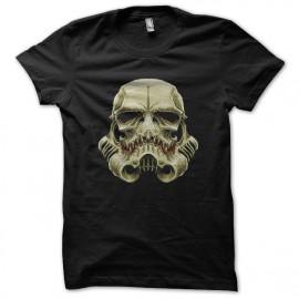 tee shirt stormtrooper skull noir