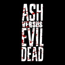 tee shirt ash vs evil dead noir