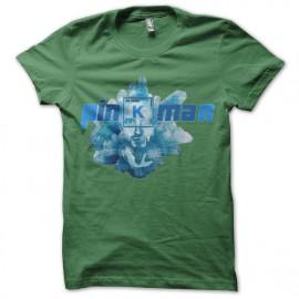 tee shirt pinkman vert