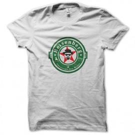 tee shirt heisenberg blanc