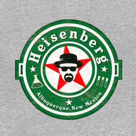 tee shirt heisenberg gris