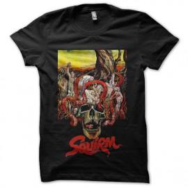 tee shirt squirm noir