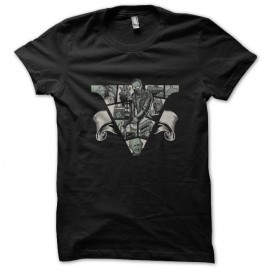 breaking bad t shirt design noir