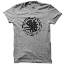 tee shirt black hawk gris