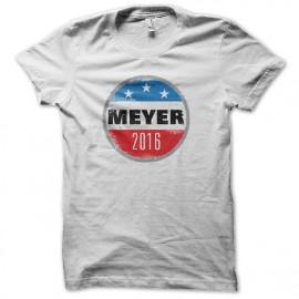 tee shirt veep meyer 2016 blanc