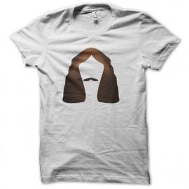 tee shirt françis cabrel blanc