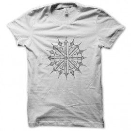 tee shirt Prosperity tattoo blanc