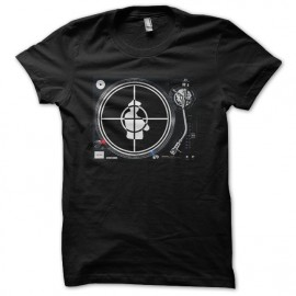 tee shirt public enemy technics noir