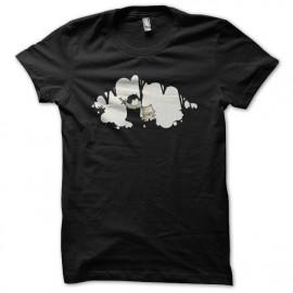 tee shirt winter is coming got cartoon noir