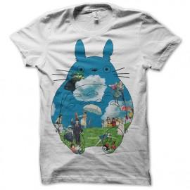 tee shirt Totoro - Ghibli Universe blanc mixtes tous ages