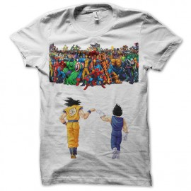 Dragon ball vs Marvel