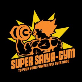 tee shirt super sayan dragon ball