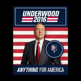 tee shirt underwood 2016 house of cards