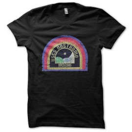 tee shirt nostromo vintage alien noir