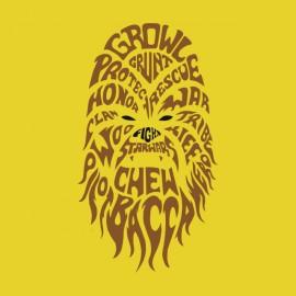 tee shirt chewbacca grow