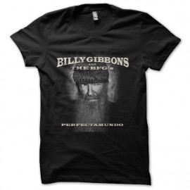 tee shirt zz top billy gibbons