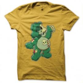 tee shirt bisounours zombi