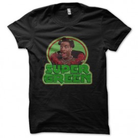tee shirt super green 5 element