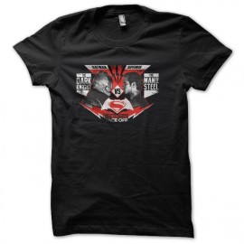 tee shirt batman vs superman the ultimate fight