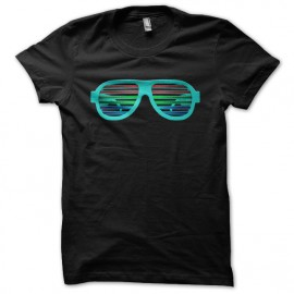 tee shirt electro glass