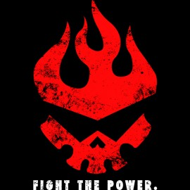 Gurren Lagann - Fight the power