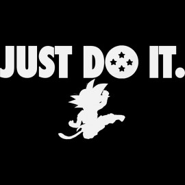 Dragon Ball - Just do it