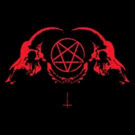 tee shirt pentagrame satanique