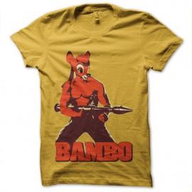 tee shirt bambo est bambi