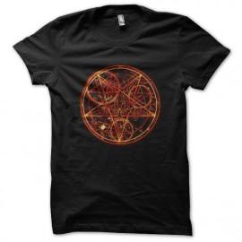 tee shirt doom pentagramme