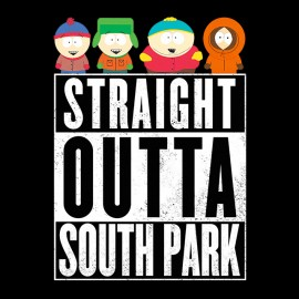Straight outta South Park