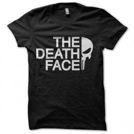 The Punisher (the death face)