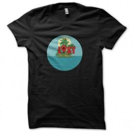 tee shirt lost island geolocalization