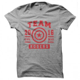 tee shirt team rogers civil war