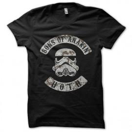 tee shirt sons of anakin hoth star wars