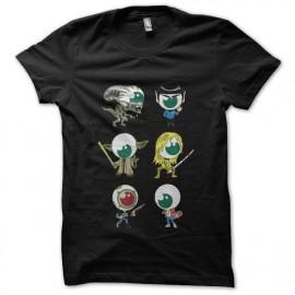 tee shirt best geek personnages