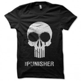 tee shirt the punisher ghost