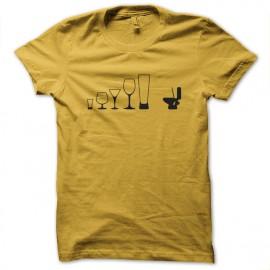 tee shirt alcool et wc