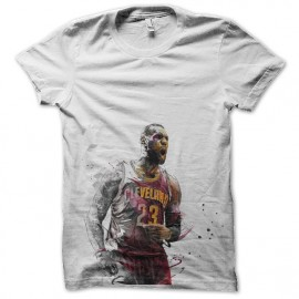 tee shirt cleveland 23 basketball