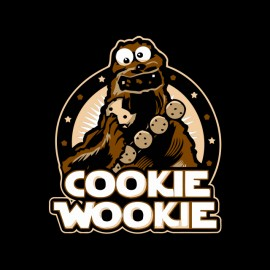 tee shirt cookie wookie